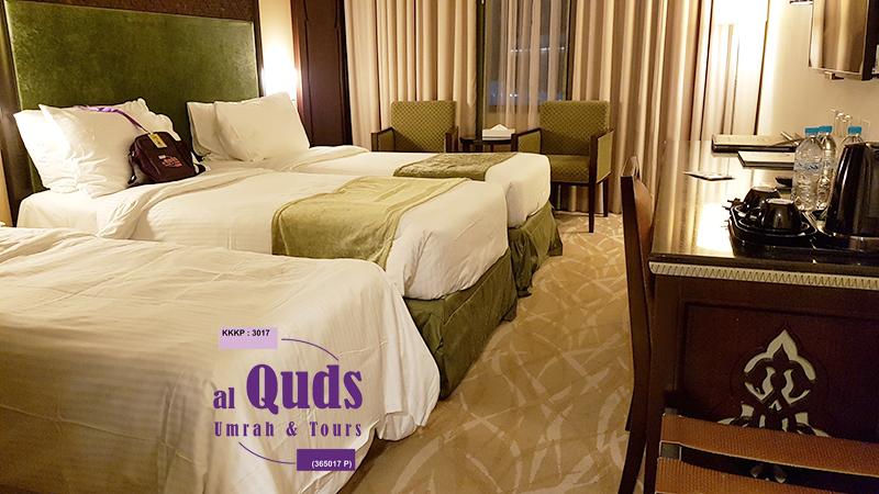 Al Quds UMrah & Tours Hotel Anjum